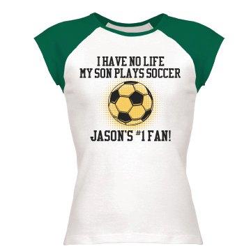 No Life Soccer Mom