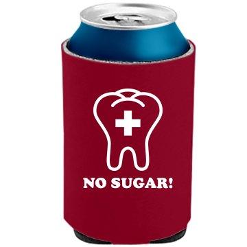 No Sugar KOOZIE