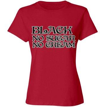 NO SUGAR (woman's shirt)