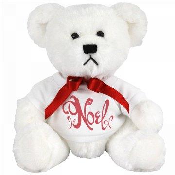 Noel Plush Holiday Bear