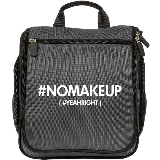 #NOMAKEUP