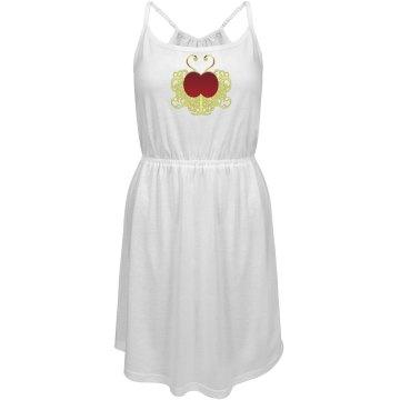 Noodlitude strap dress