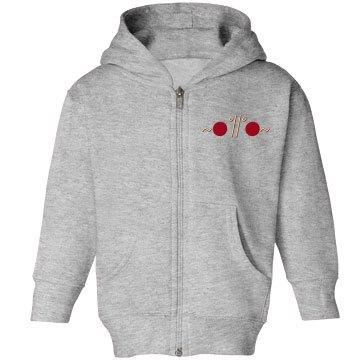Noodlitude toddler zip hoodie