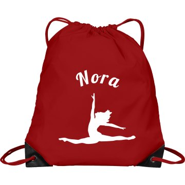 Nora dance bag