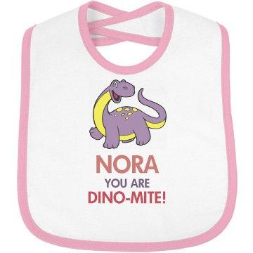 Nora you are Dino-Mite