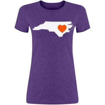 North Carolina City Love