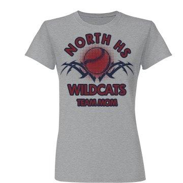 North HS Wildcats Mom