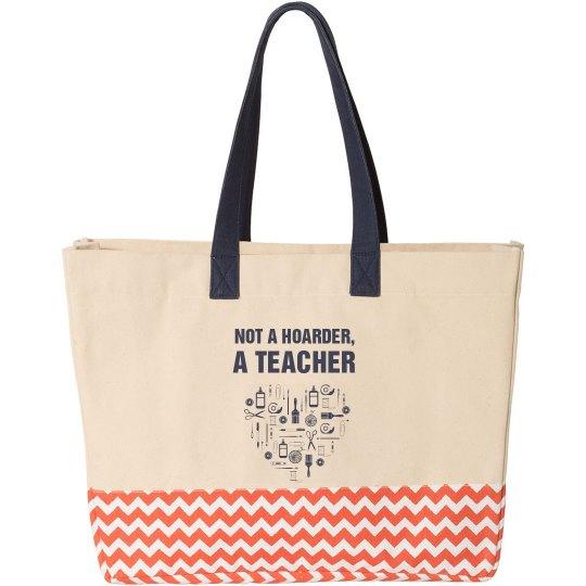 Not A Hoarder, A Teacher