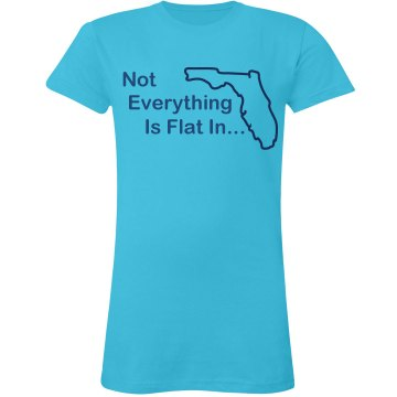 Not Flat in Florida
