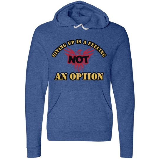 Not Option - Hoodie Mid-Weight