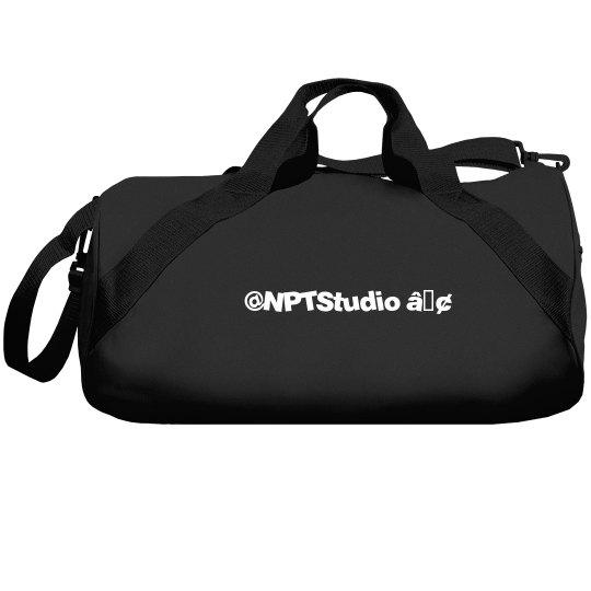 NPTSTUDIO Duffle bag