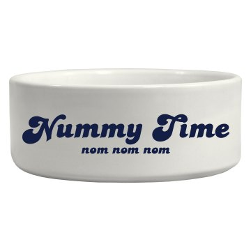 Nummy Time