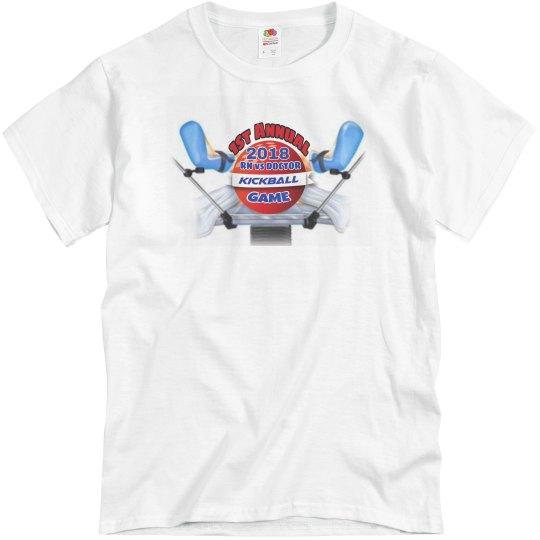 Nurses Kickball T
