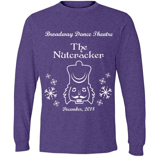 Nutcracker Shirt-2018 (Adult)
