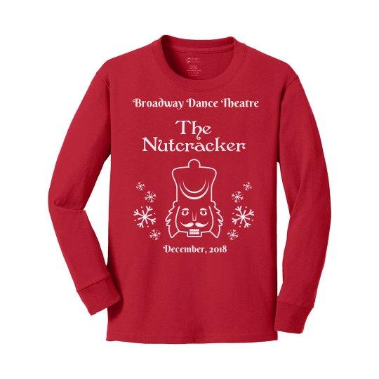 Nutcracker Shirt-2018 (Youth)