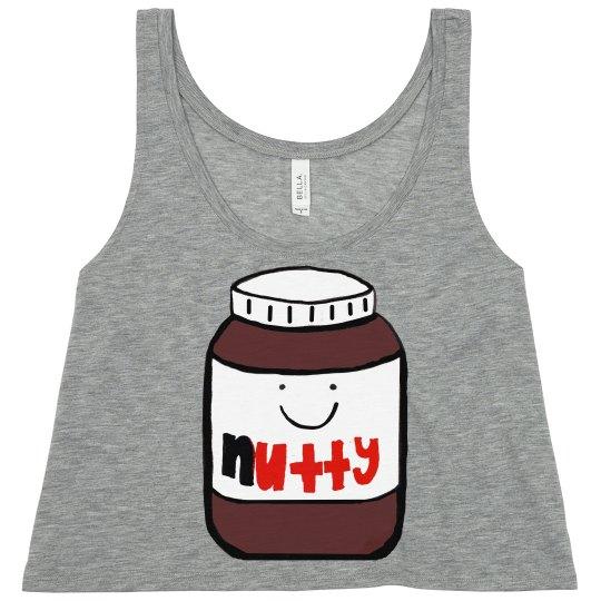 Nutty Hazelnut Butter Jar