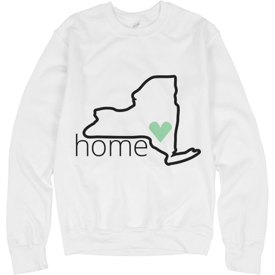 NY Home Sweatshirt