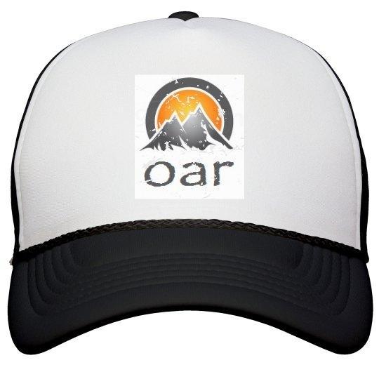 OAR mtn Hat distressed