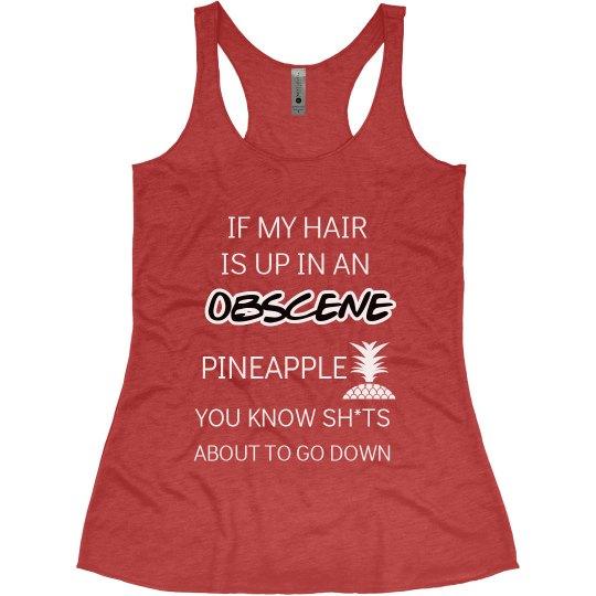 Obscene Pineapple