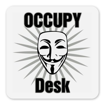 Occupy Desk