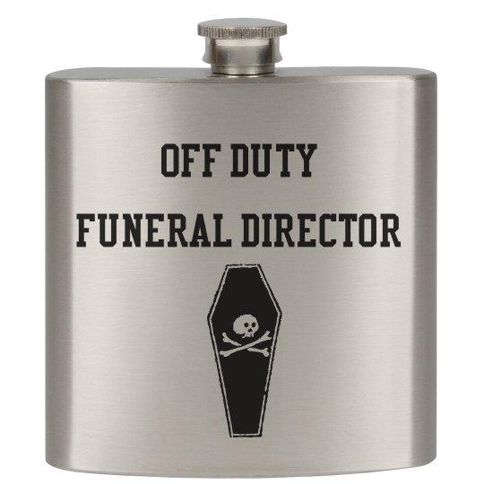 Off duty flask