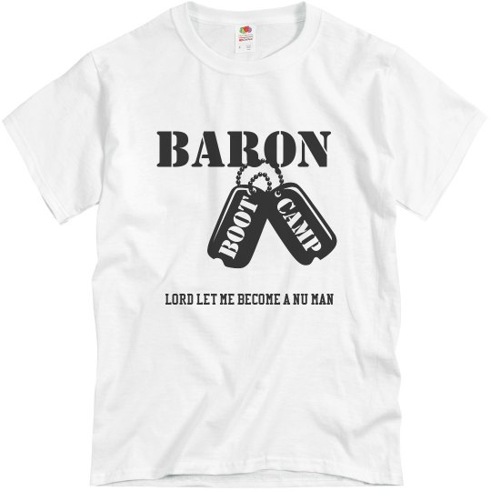Official Baron Shirt
