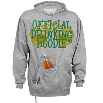 Official Drinking Hoodie