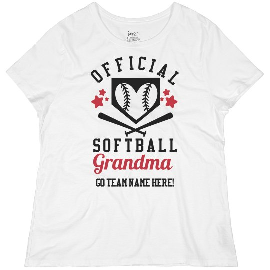 Official Softball Grandma