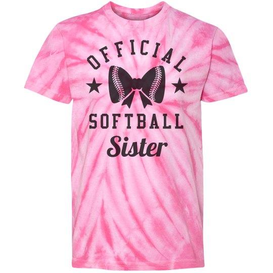 Official Softball Sister