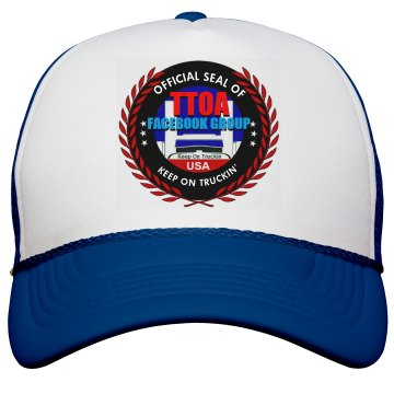 Official TTOA FBG Logo Member KOT Trucker Cap