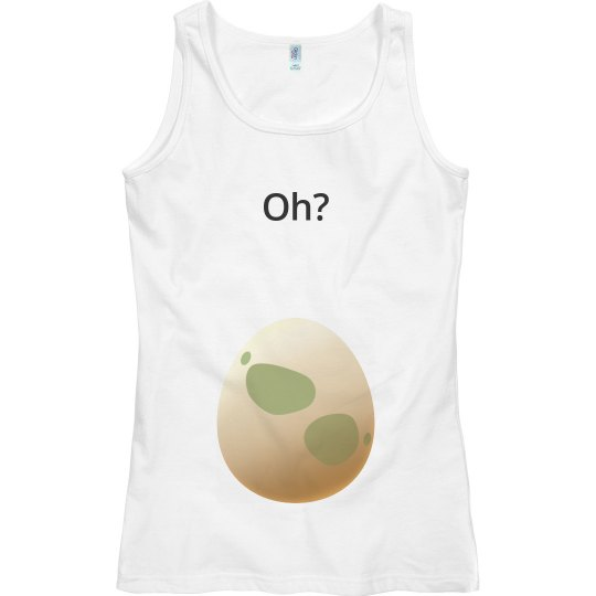 Oh? Poke Go Hatch An Egg Mom Maternity Shirt