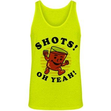 Oh Yeah Shots