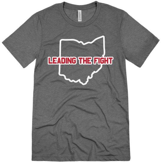 Ohio Leading the Fight Tee