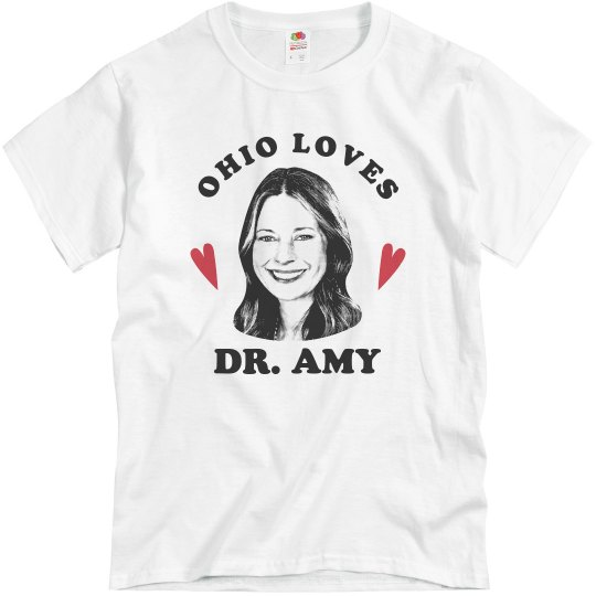 Ohio Loves & Supports Dr. Amy Acton
