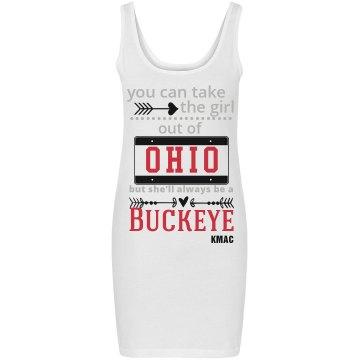 Ohio's State Tree Dress