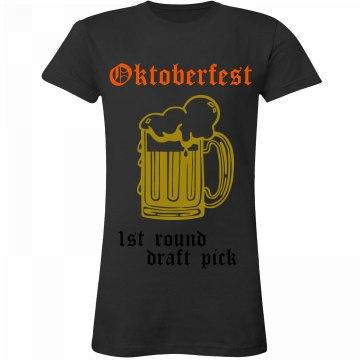 Oktoberfest Draft Pick