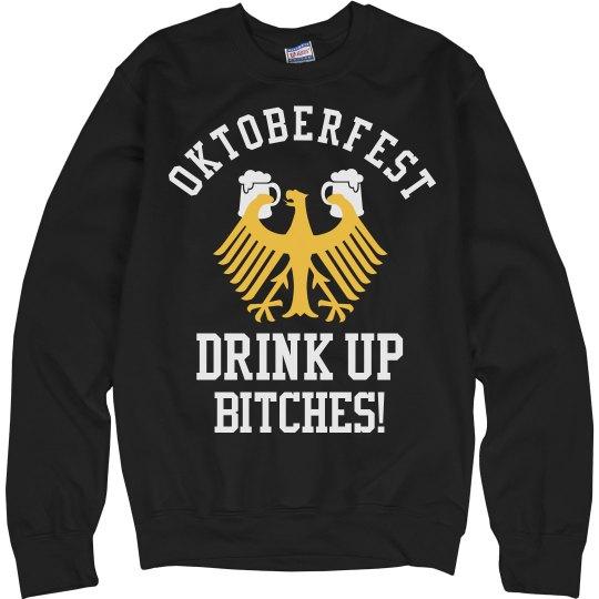 Oktoberfest Drink Up!