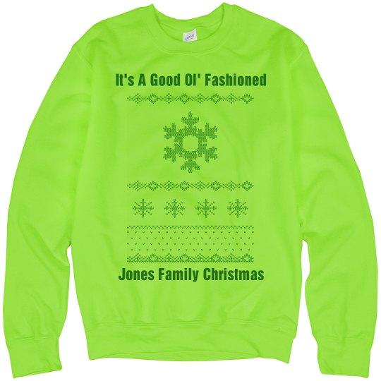 Ol' Fashioned Christmas