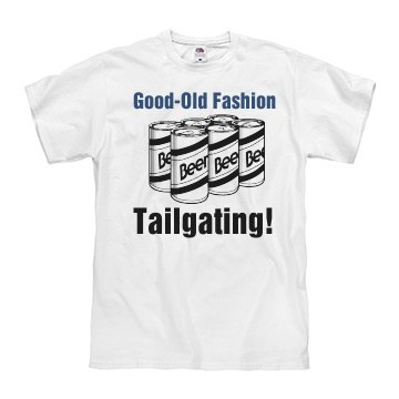 Old Fashion Tailgating
