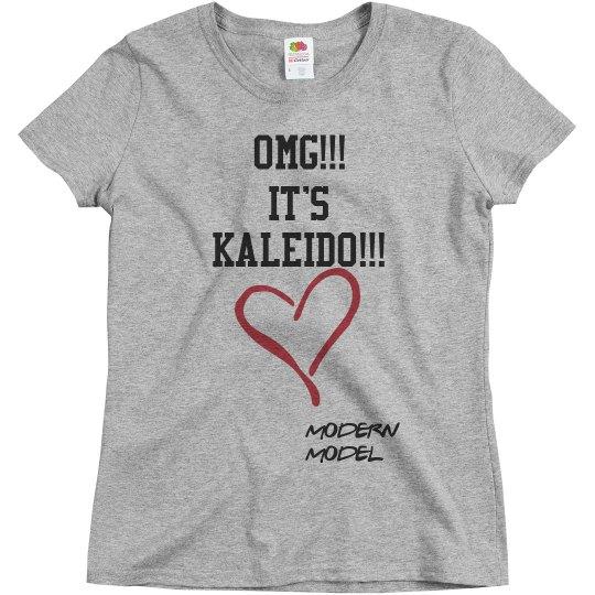 Omg it's Kaleido!