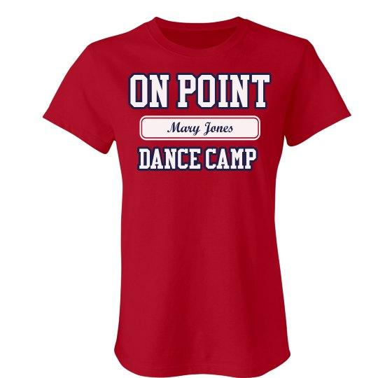 On Point Dance Camp