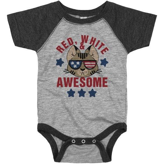 One Awesome Americat