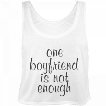 One Boyfriend Not Enough