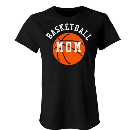 One Cool Basketball Mom