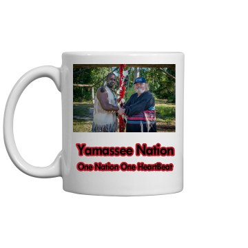 ONE NATION ONE HEART MUG