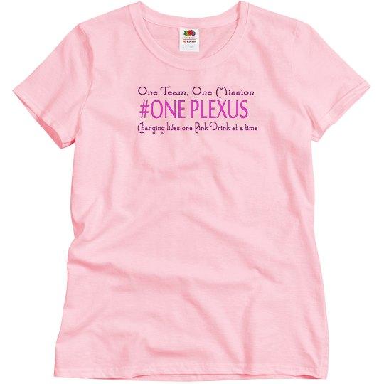 #ONE PLEXUS PINK
