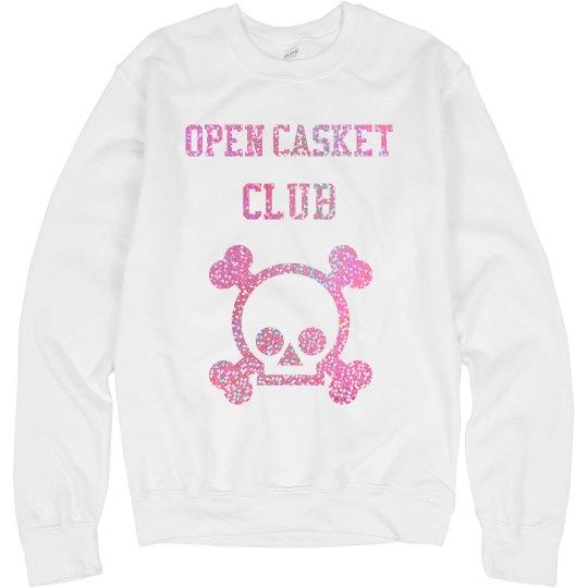 Open Casket Club Glitter