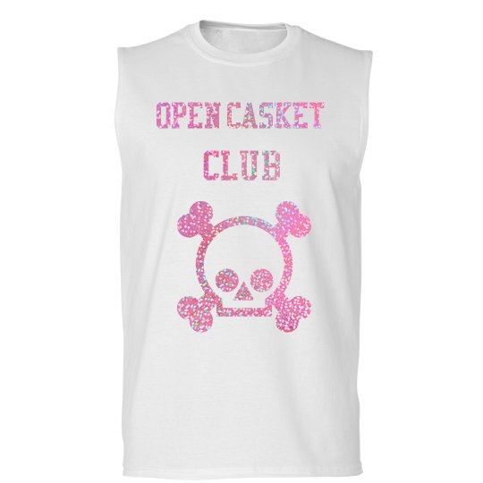 Open Casket Club Men's Tank
