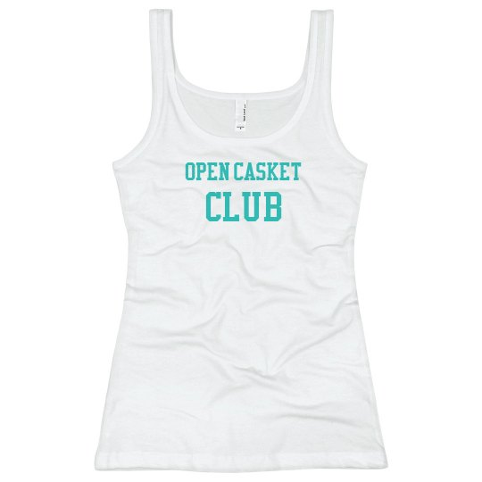 Open Casket Club Tank