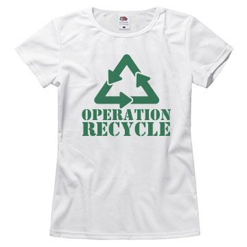 Operation Recycle